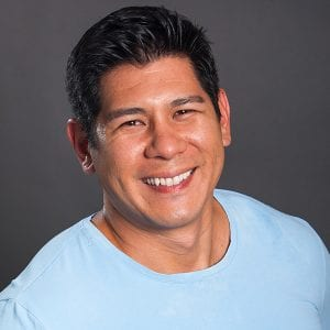 Chris Martinez headshot