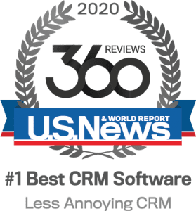 Less Annoying CRM Award