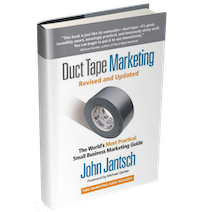 Duct Tape Marketing Book