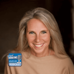 Headshot of Duct Tape Marketing podcast guest Jen Marr